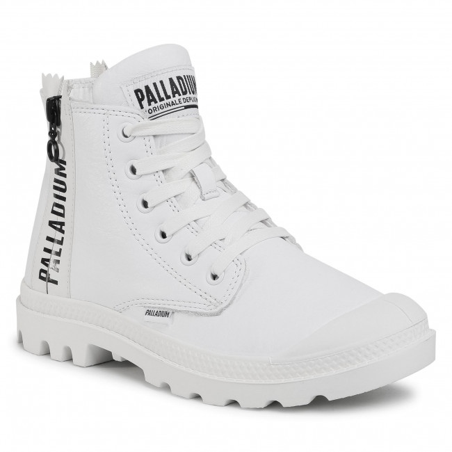 Túrabakancs PALLADIUM - Pampa 2 Z Sp W 96857-103-M White