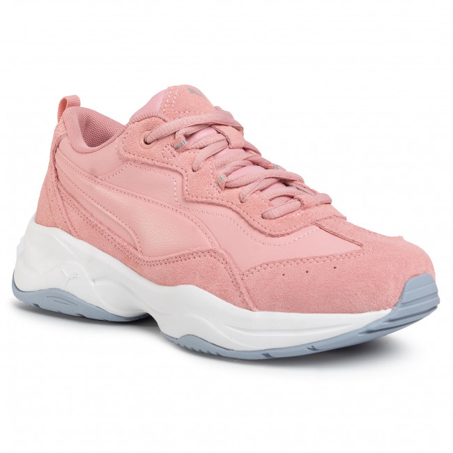 Cipő PUMA - Cillia Sd 370283 04 Bridal Rose/Slvr/Wht/Heather