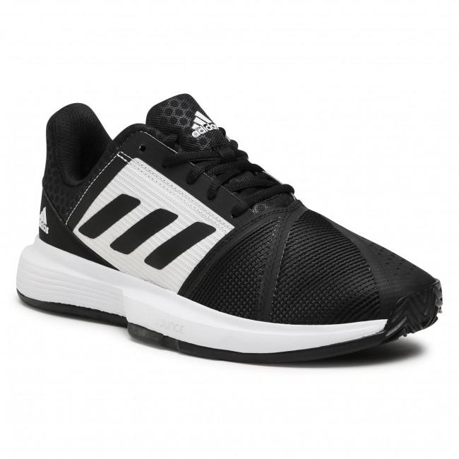 Cipő adidas - CourtJam Bounce M Clay FX1497 Cblack/Ftwwht/Cblack