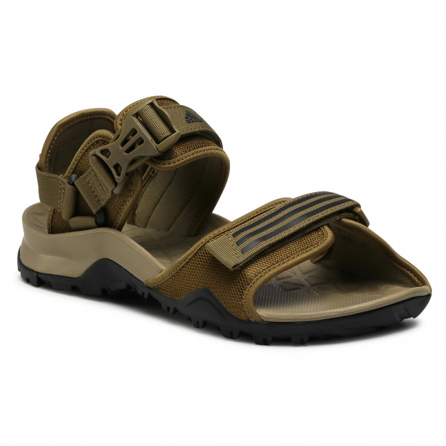 Szandál adidas - Cyprex Ultra Sandal Dlx Wilmos/Cblack/Wilmos