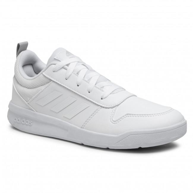 Cipő adidas - Tensaur K S24039 Ftwwht/Ftwwht/Gretwo