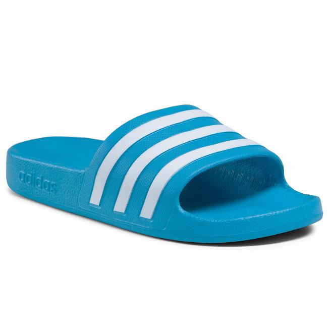 Papucs adidas - adilette Aqua FY8047 Solblu/Ftwwht/Solblu