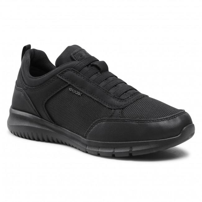 Sportcipő GEOX - U Monreale C U15BVC 01106 C9999 Black