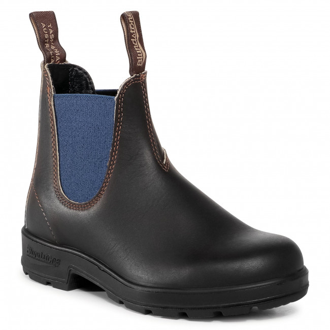 Bokacsizma BLUNDSTONE - 578 Brown/Blue