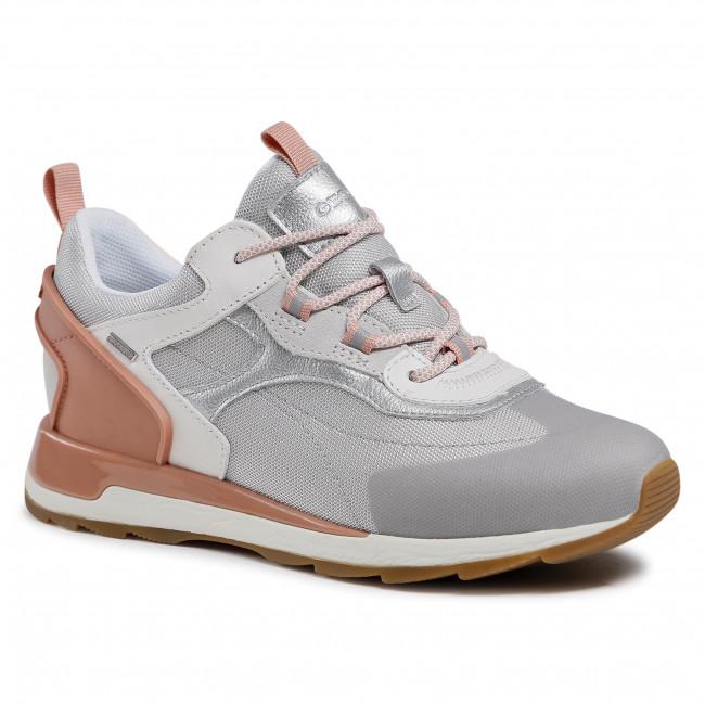Sportcipő GEOX - D New Aneko B Abx A D15LYA 00014 C1414  Lt Grey