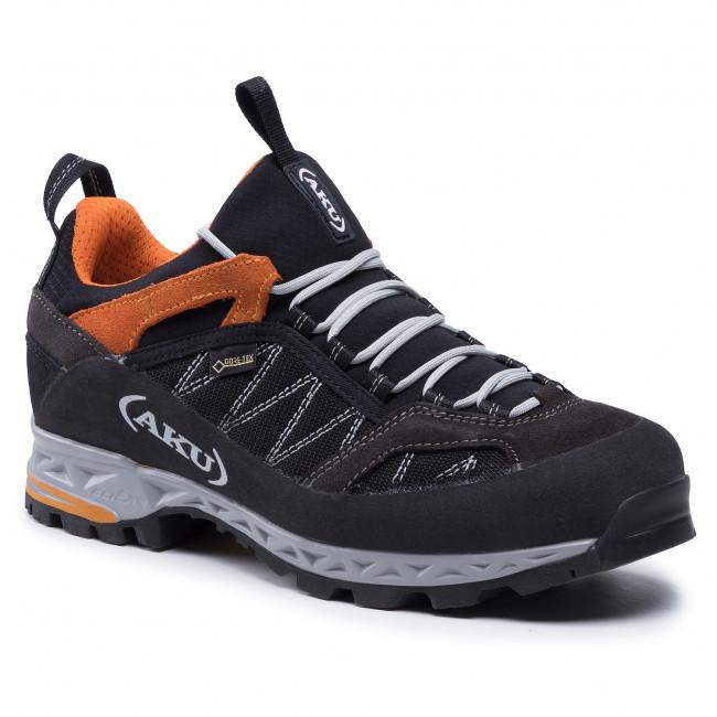 Túracipő AKU - Tengu Low Gtx GORE-TEX 976 Black/Orange 108