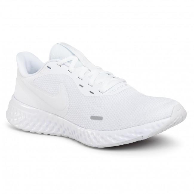 Cipő NIKE - Revolution 5 BQ3204 103 White/White