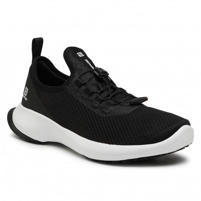 Cipő SALOMON - Sense Feel 2 412708 27 W0 Black/White/Black
