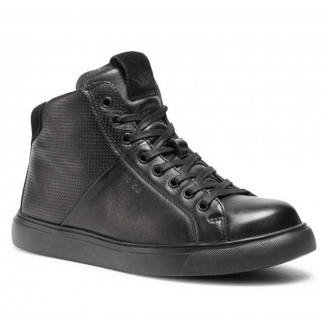 Sportcipő WOJAS - 24014-71 Fekete