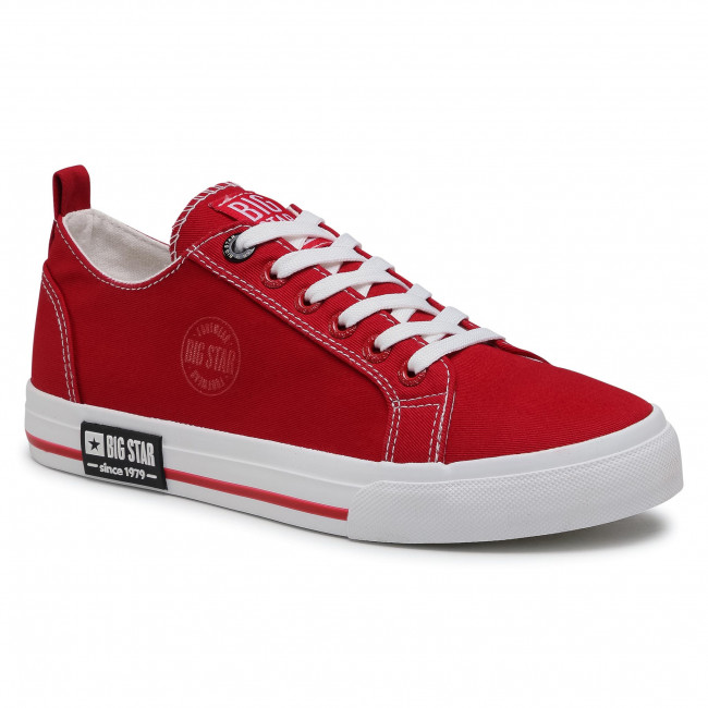 Teniszcipő BIG STAR - FF174120  Red
