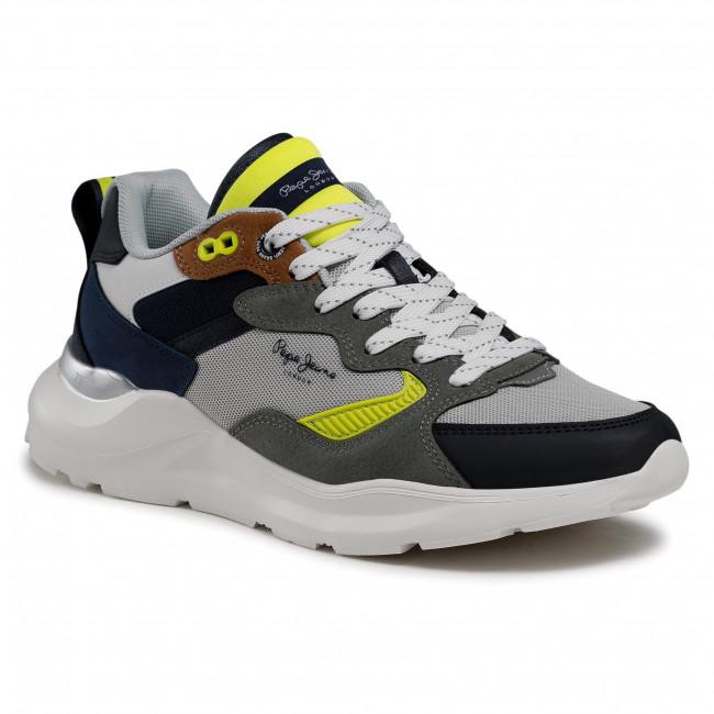 Sportcipő PEPE JEANS - Brooks Etd PMS30749 Navy 595