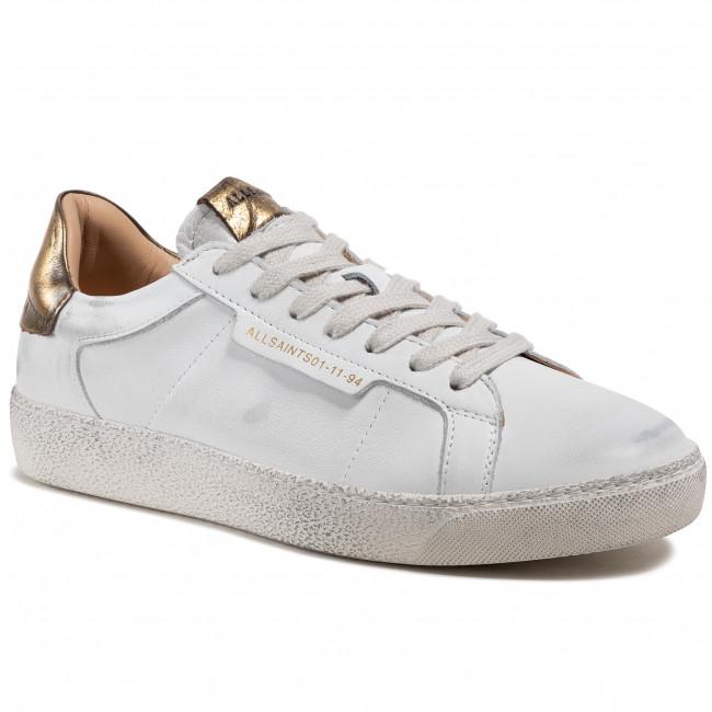 Sportcipő ALLSAINTS - Sheer B4ZW0352 White/Gold