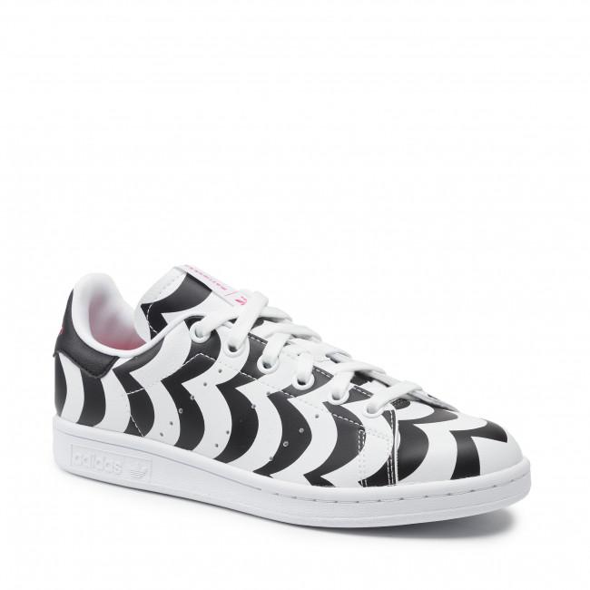 Cipő adidas - Stan Smith W H05757 Cblack/Terema/Ftwwht