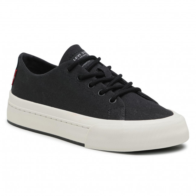Teniszcipő LEVI'S® - 233041-634-59 Regular Black