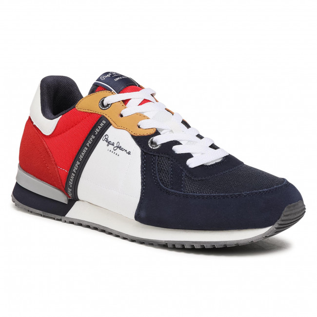 Sportcipő PEPE JEANS - Tinker Zero 21 PMS30725  Navy 595
