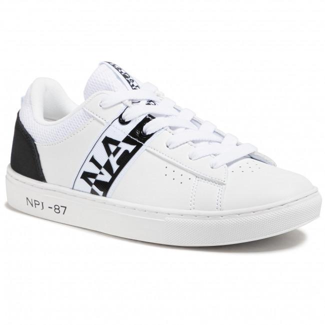 Sportcipő NAPAPIJRI - Willow NP0A4FKT White/Black 0101
