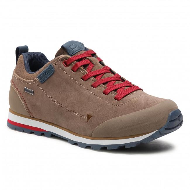 Túracipő CMP - Elettra Low Hiking Shoe Wp 38Q4617 Castoro P773