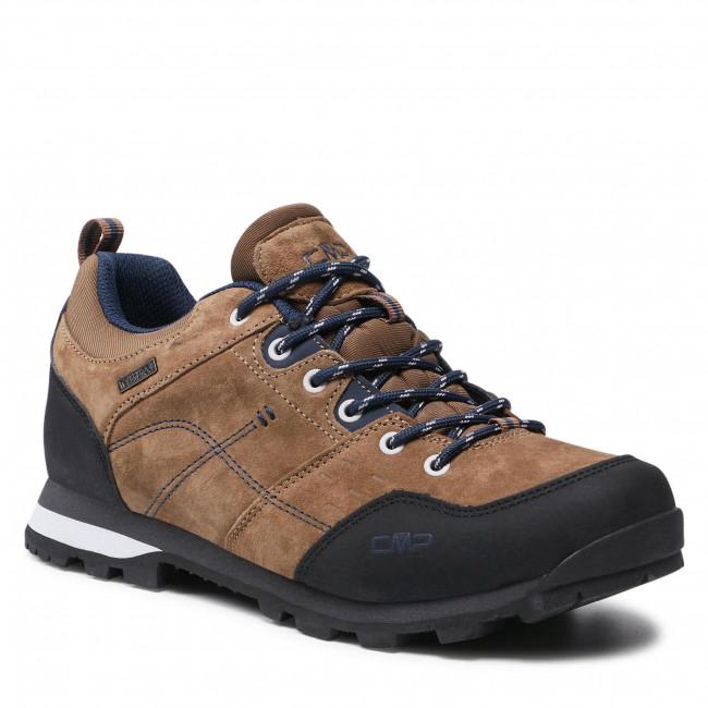 Túracipő CMP - Alcor Low Trekking Shoes Wp 39Q4897 Castoro P773