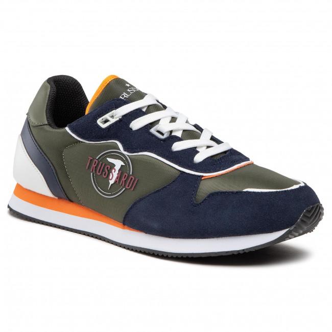 Sportcipő TRUSSARDI - 77A00359  G812