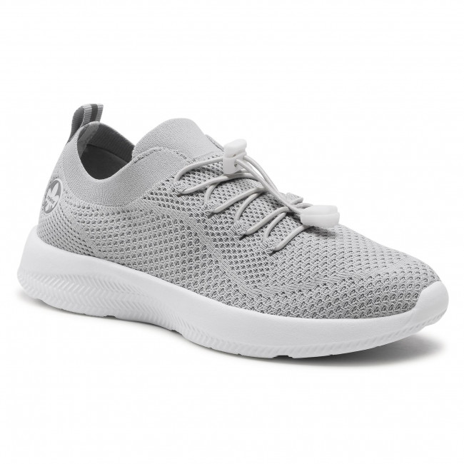 Sportcipő RIEKER - N9969-40 Grey