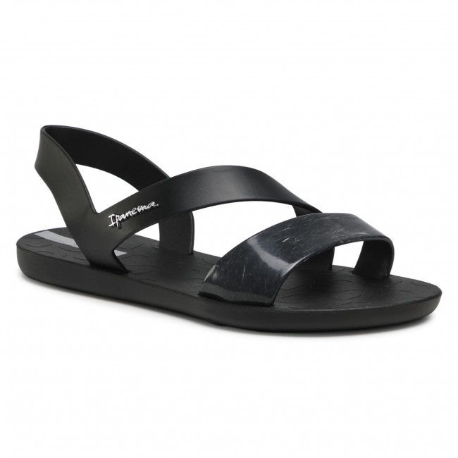 Szandál IPANEMA - Vibe Sandal Fem 82429 Black/Splash Clear 25453