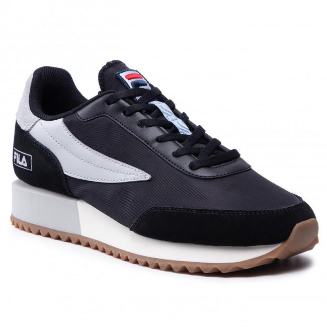 Sportcipő FILA - Retronique 1011265.17D Black/Gray Violet