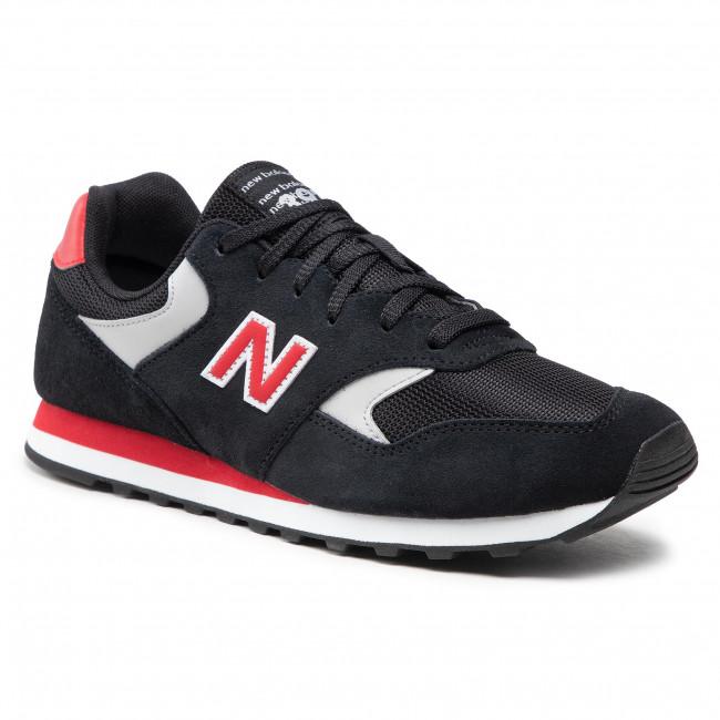 Sportcipő NEW BALANCE - ML393VI1  Fekete