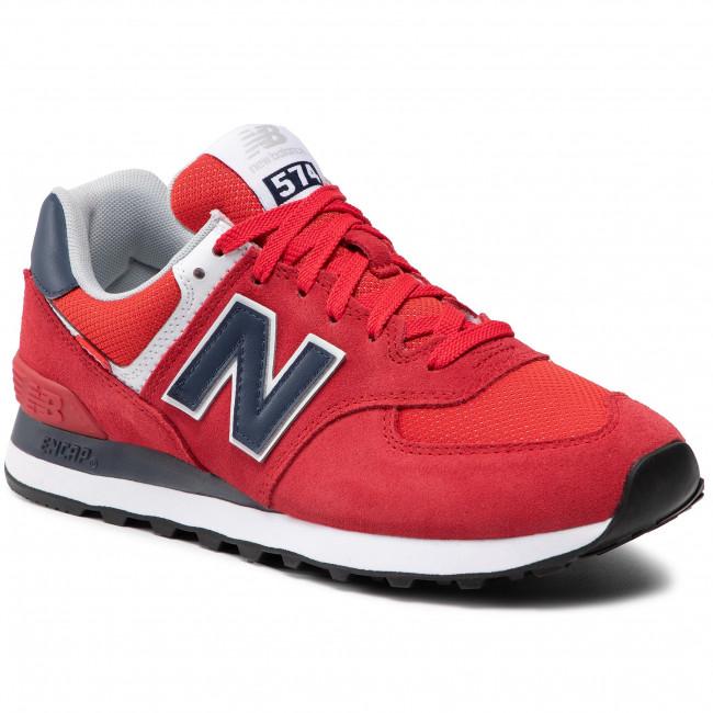 Sportcipő NEW BALANCE - ML574SP2 Piros
