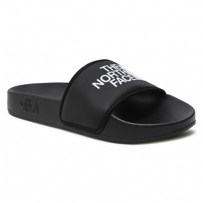 Papucs THE NORTH FACE - Base Camp Slide III NF0A4T2SKY41-050 Tnf Black/Tnf White