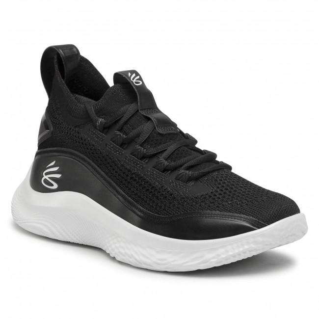 Cipő UNDER ARMOUR - Curry 8 3023085-002 Blk