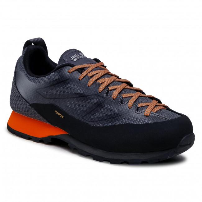Túracipő JACK WOLFSKIN - Scrambler 2 Texapore Low M 4045461 Black/Orange