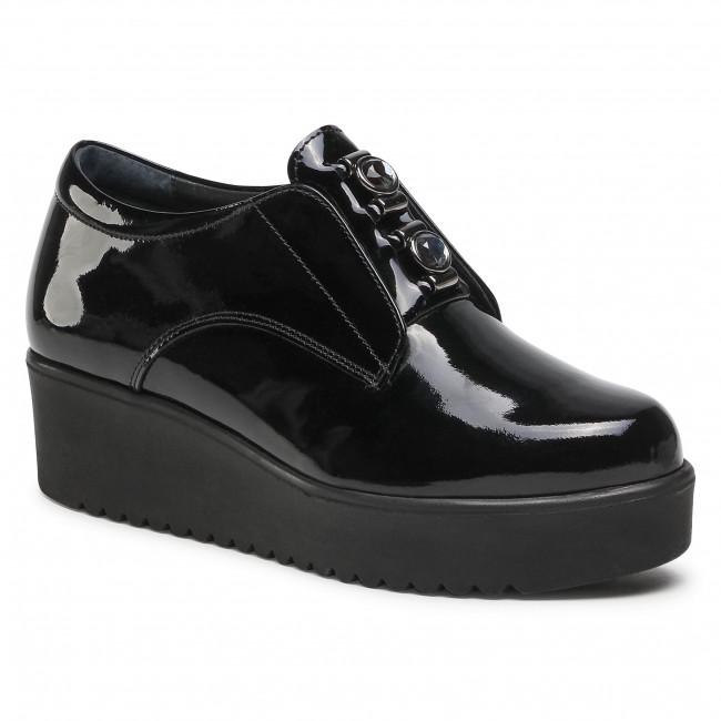 Oxford cipők WOJAS - 46095-31 Fekete