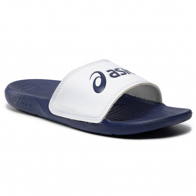 Papucs ASICS - AS003 P72NS  Indigo Blue/White 4901
