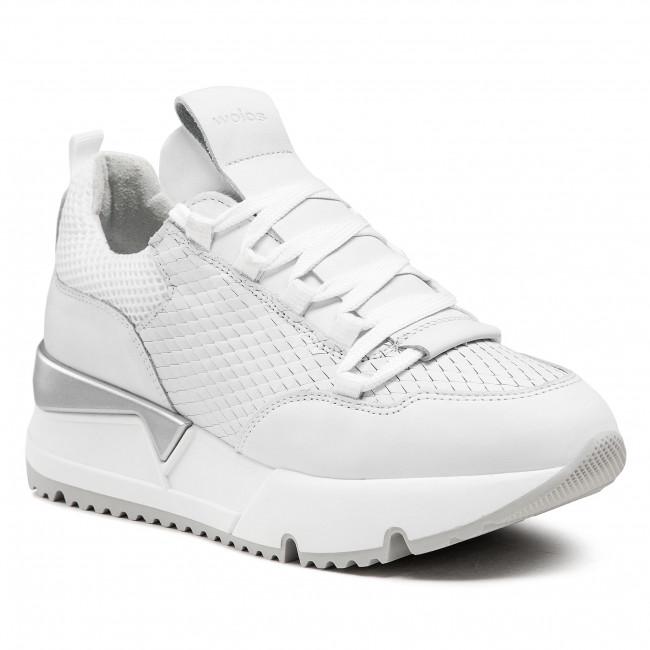 Sportcipő WOJAS - 46040-89 Fehér