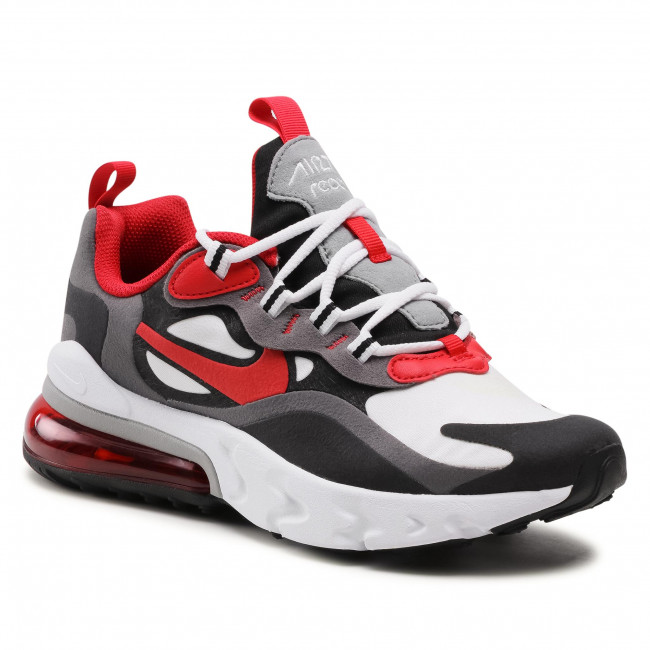 Cipő NIKE - Air Max 270 React (GS) BQ0103 011 Iron Grey/University Red/Black