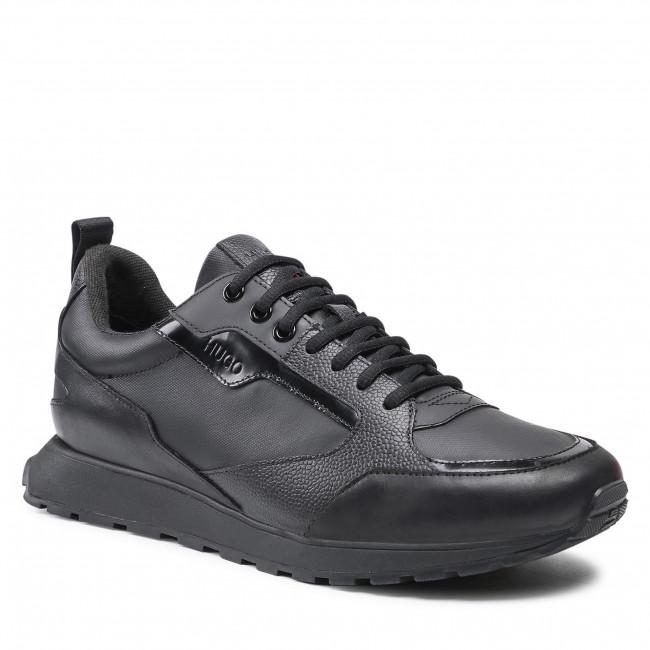 Sportcipő HUGO - Icelin 50459318 10220039 01 Black 001