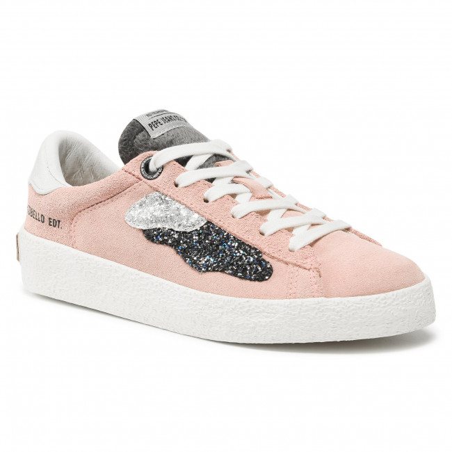 Sportcipő PEPE JEANS - Portobello Edt PGS30324  Washed Pink 316