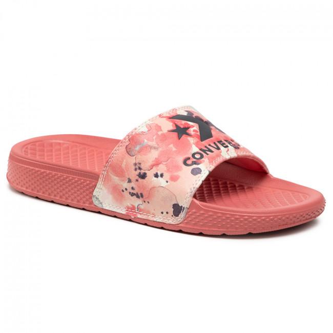 Papucs CONVERSE - All Star Slide Slip 570803C Terracotta Pink/Egret
