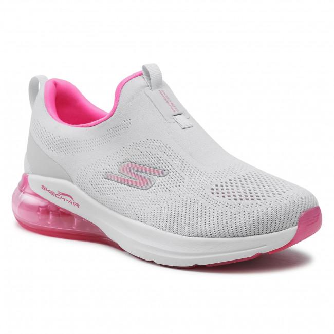 Cipő SKECHERS - Go Run Air 128125/GYPK Gray/Pink