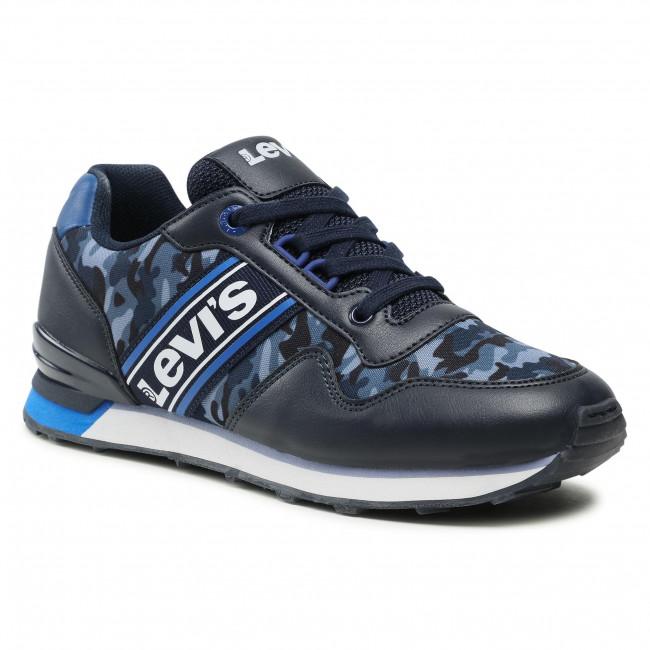 Sportcipő LEVI'S® - New Springfield VSPR0061T Navy Camo 0789