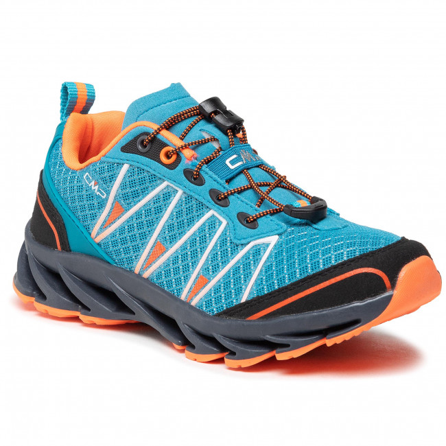 Túracipő CMP - Kids Altak Trail Shoe 2.0 30Q9674J Ottanio/Flash Orange 09LE