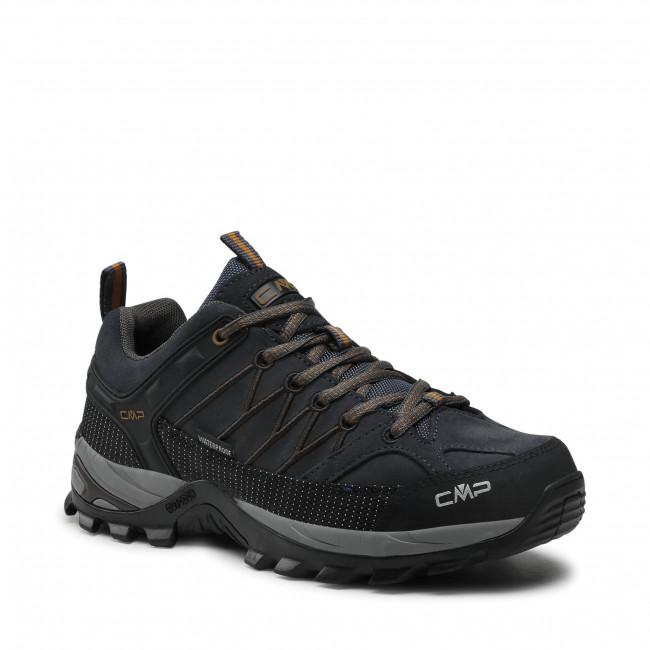 Túracipő CMP - Rigel Low Trekking Shoes Wp 3Q13247 Antracite/Arabica