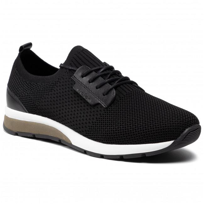Sportcipő WOJAS - 10085-81 Fekete