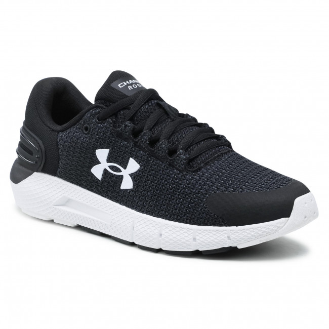 Cipő UNDER ARMOUR - Ua Charged Rogue 2.5 3024400-001 Blk