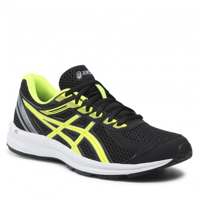 Cipő ASICS - Gel-Braid 1011A738 Black/Safety Yellow 005