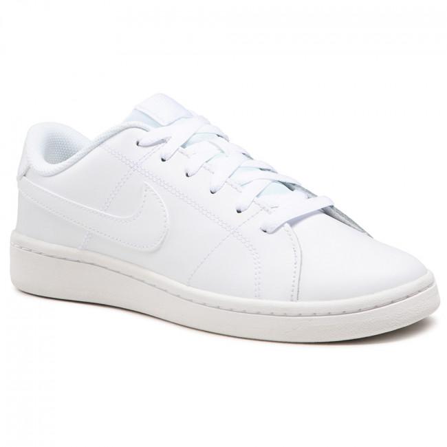 Cipő NIKE - Court Royale 2 CQ9246 101 White/White/White