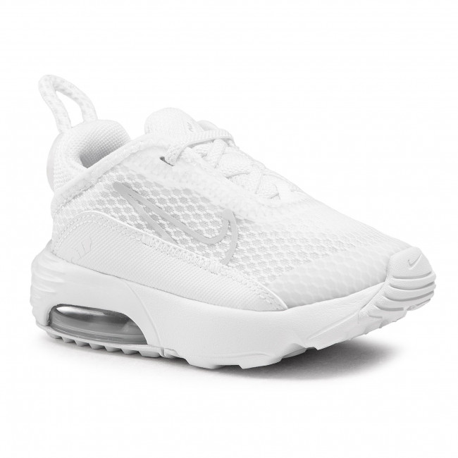 Cipő NIKE - Air Max 2090 (TD) CU2092 100 White/White/Wolf Grey