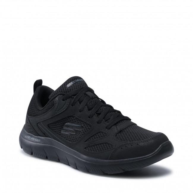 Cipő SKECHERS - South Rim 52812/BBK Black