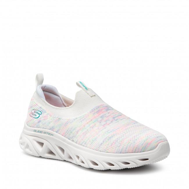 Sportcipő SKECHERS - Lively Glow 149328/WMLT White/Multi