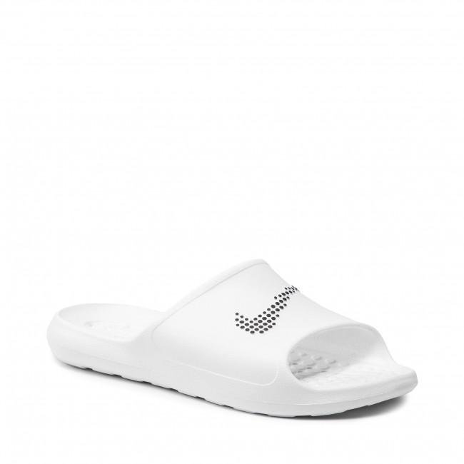 Papucs NIKE - Victori One Shower Slide CZ5478 100 White/Black/White